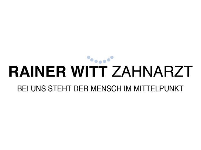 referenzen logo zahnarzt rainer witt