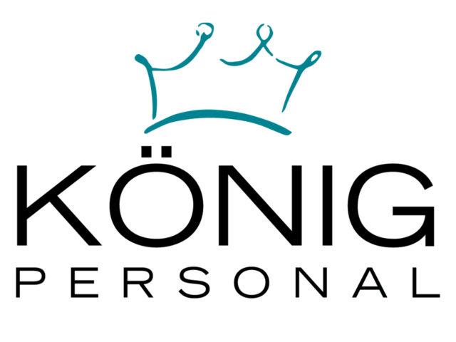referenzen logo koenig personal